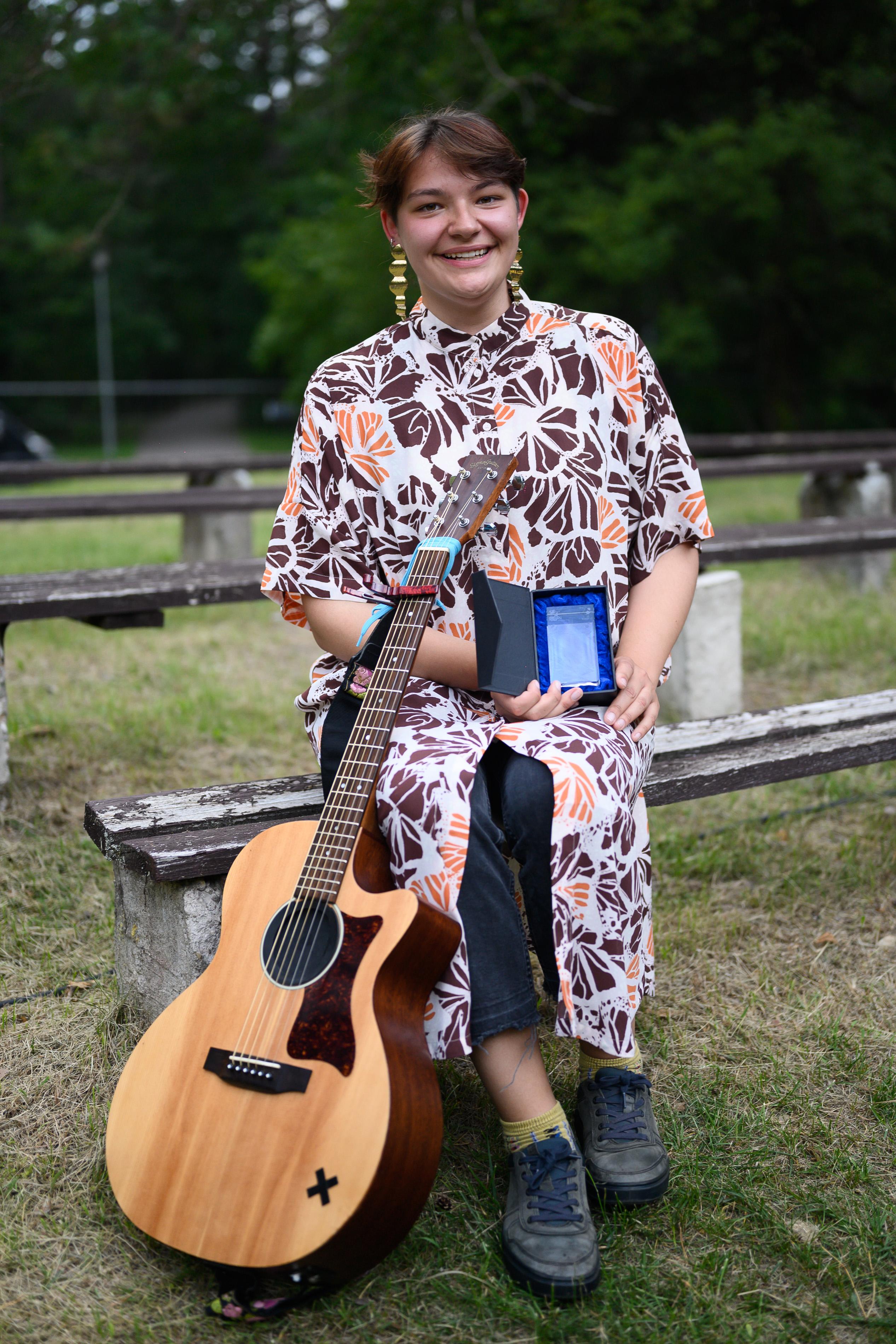 Festivalio Purpurinis vakaras 2020 baigiamasis koncertas Anykščių Dainuvos slėnyje.